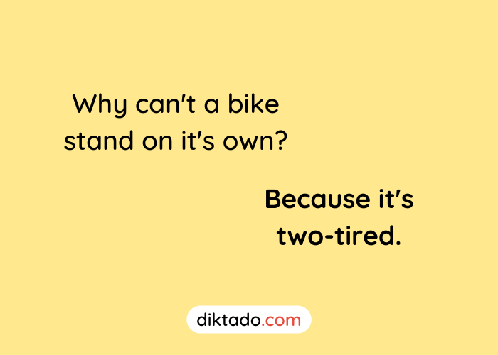 Two tired or too tired bike?